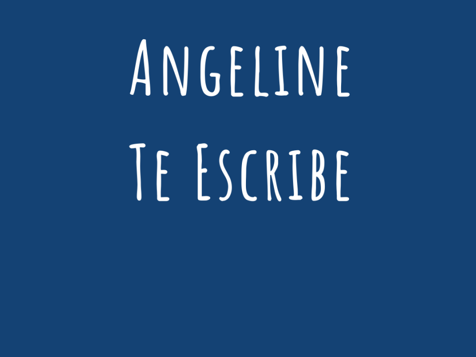 Angeline Te Escribe