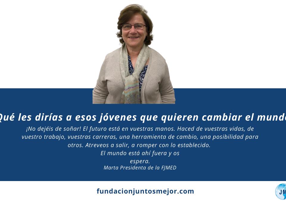 Presidenta Fundación